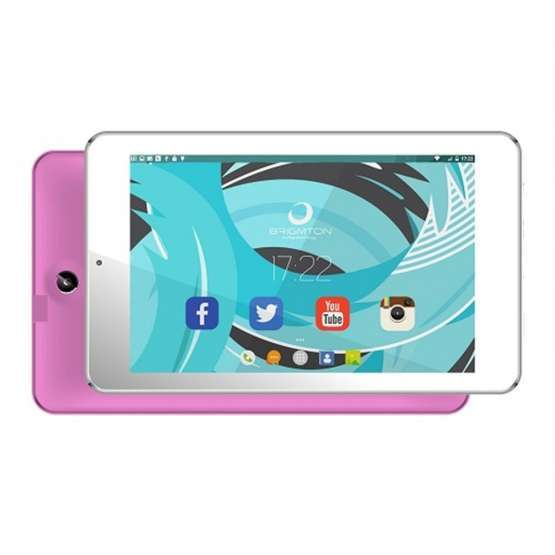 BRIGMTON 7´´ TABLET IPS HD BTPC702R ROSA