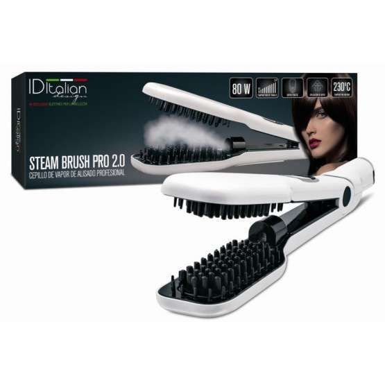Moldeador IDESTEAMBRUSH Italian Design