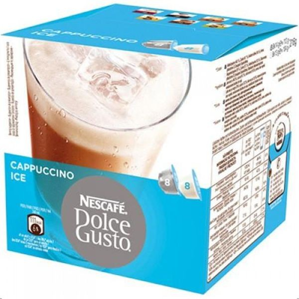 "Cafe CAPUCCINO ""ICE"" DOLCE GUSTO 12120395"