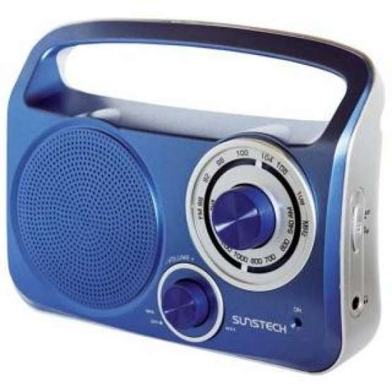 Radio de sobremesa Sunstech RPS600A