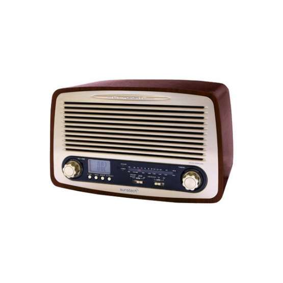Radio retro Sunstech RPR4000WD