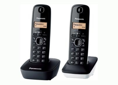 Telefono DUO Panasonic KXTG1612SP1