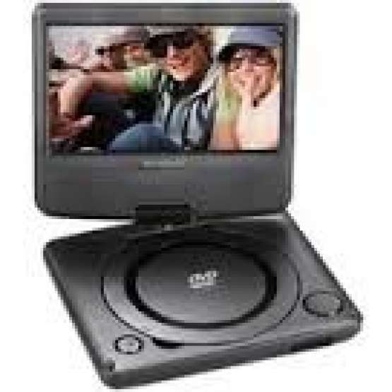 Dvd portatil Sunstech DLPM728BK