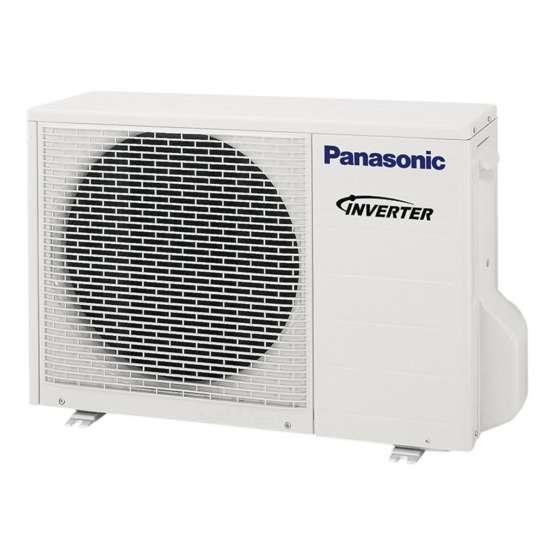 Aire acondicionado panasonic kit re12 pke inverter for Aire acondicionado panasonic precios