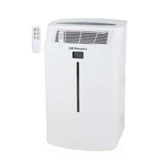 Aire acondicionado portatil orbegozo adr 90 electrodomesta for Comparativa aire acondicionado portatil