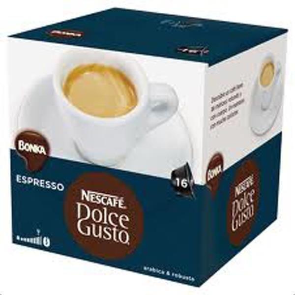 capsulas de cafe bonka dolce gusto cafe bonka dolce gusto. Black Bedroom Furniture Sets. Home Design Ideas