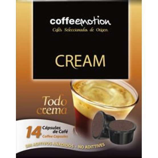 Cafe COFFEEMOTION CREMOSO