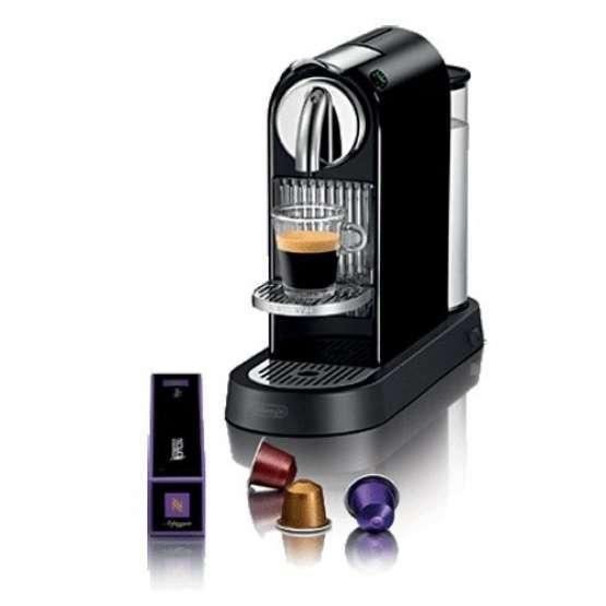 delonghi en 165 b cafetera nespresso delonghi citiz en 165 color negro tienda online. Black Bedroom Furniture Sets. Home Design Ideas
