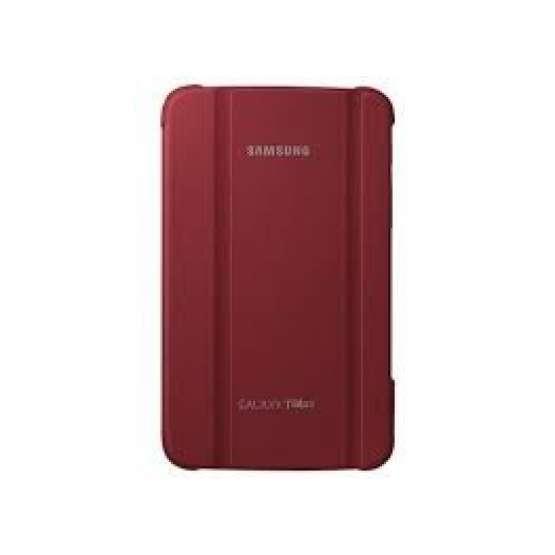 Funda book cover samsung para galaxy tab 3 7 0 roja funda tipo libro electrodomesta - Funda samsung galaxy tab ...