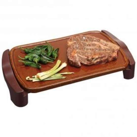 Plancha de cocina jata gr557a electrodomesta - Jata plancha terracota ...