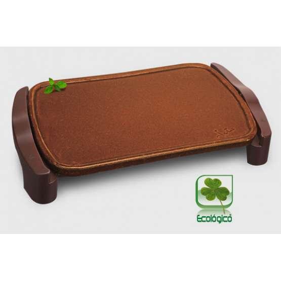 Plancha de asar de terracota jata gr559 plancha de - Jata plancha terracota ...