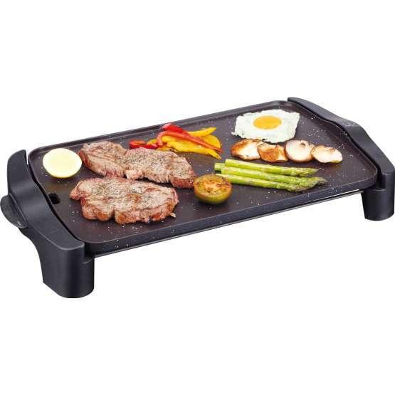 Plancha de cocina jata gr557a electrodomesta for Plancha electrica para cocinar