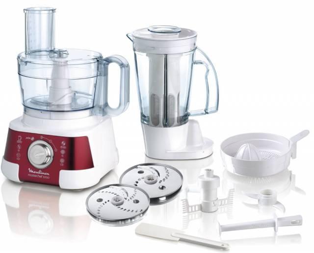 Procesador de alimentos moulinex masterchef 5000 robot de cocina comprar on line - Robot cocina masterchef ...