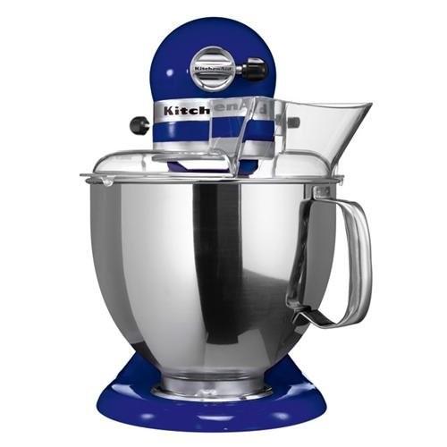Robot batidora kitchenaid azul robot kitchenaid artisan for Robot de cocina batidora