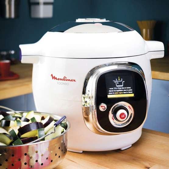 moulinex cookeo robot de cocina moulinex cookeo ce701120