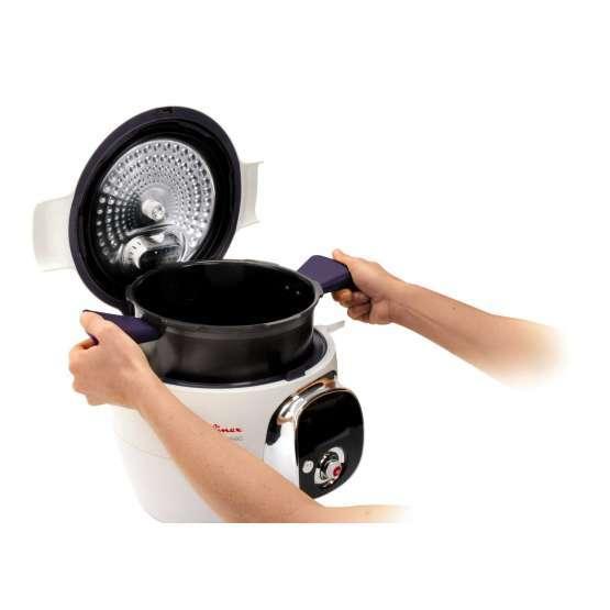 moulinex cookeo robot de cocina moulinex cookeo ce701120 electrodomesta. Black Bedroom Furniture Sets. Home Design Ideas