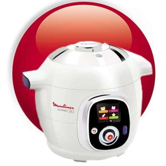 moulinex cookeo usb robot de cocina moulinex con usb electrodomesta. Black Bedroom Furniture Sets. Home Design Ideas