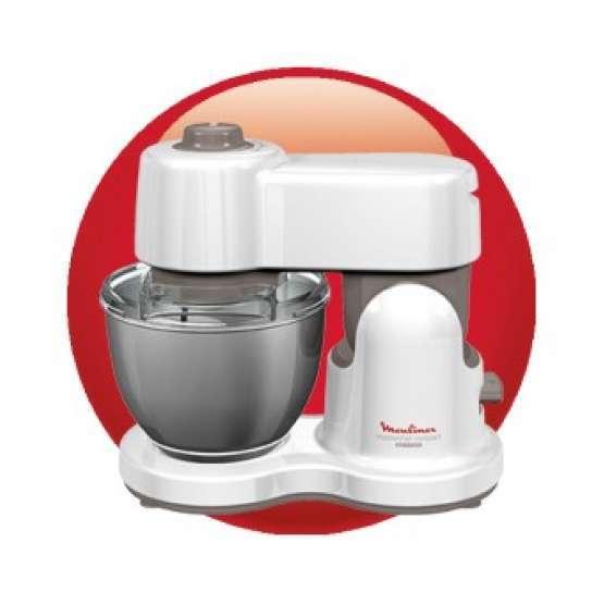 Robot de cocina moulinex masterchef compact qa2011 for Robot cocina masterchef