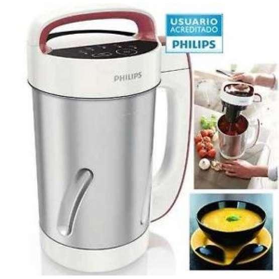 Robot de cocina philips mas que sopas hr2200 80 philips - Philips robot cocina ...