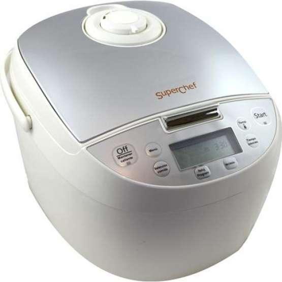 Superchef cf100s robot de cocina superchef multicooker - Superchef cf100 ...