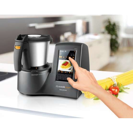 Taurus my cook touch robot taurus my cook touch for Robot cocina taurus mycook