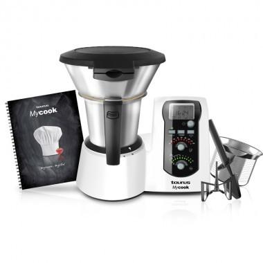 Taurus mycook 923001 comprar robot de cocina taurus for Robot cocina taurus mycook