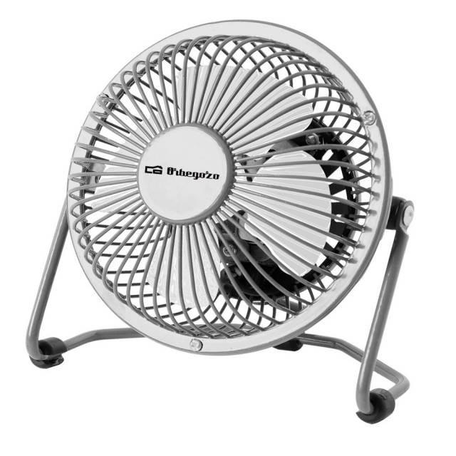 Ventilador de mesa orbegozo pw1019 ventilador orbegozo pw1019 inox ventilador sobremesa - Ventilador de sobremesa ...