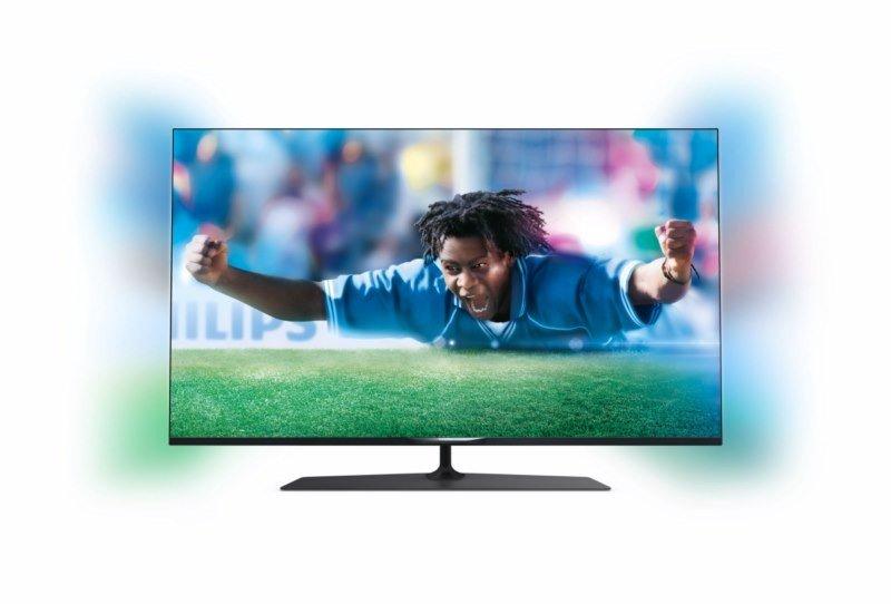 49 tv led 3d philips 49pus780912 comprar electrodomesta - Televisores sin marco ...