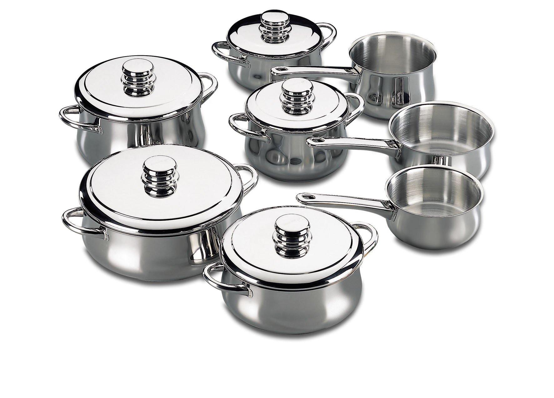 bateria de cocina fagor pae silver fagor 978010194