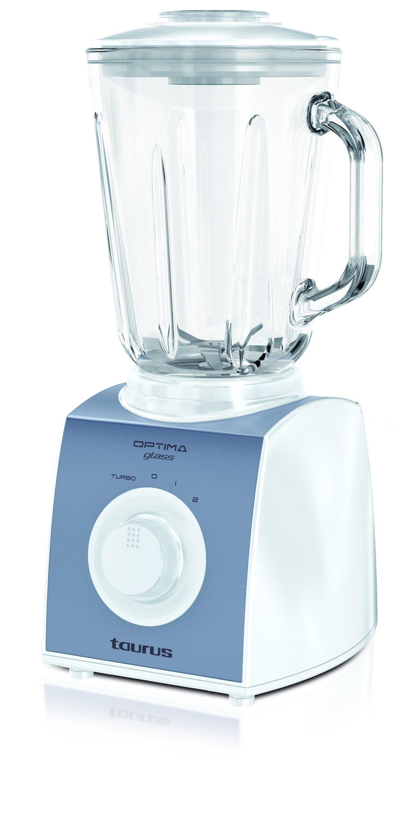 Batidora vaso taurus optima glass batidora taurus optima - Batidora de vaso worten ...
