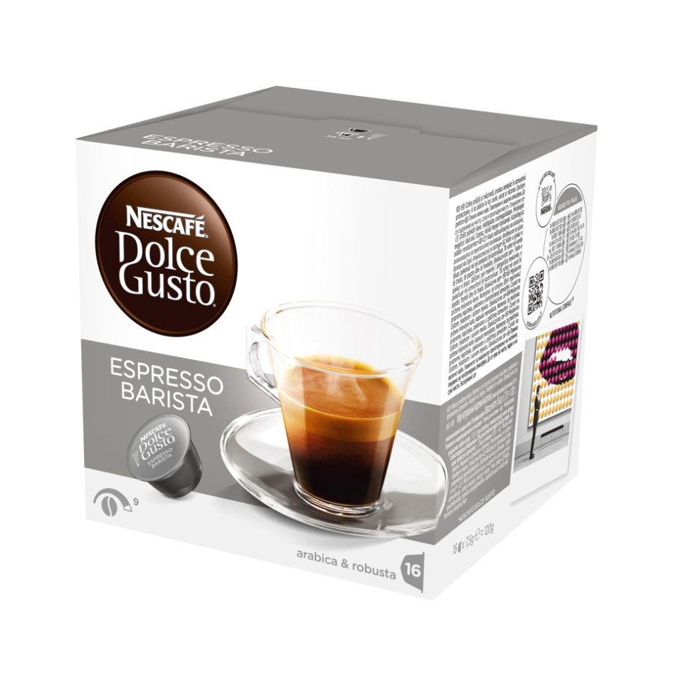 Cafe BARISTA DOLCE GUSTO 12192631