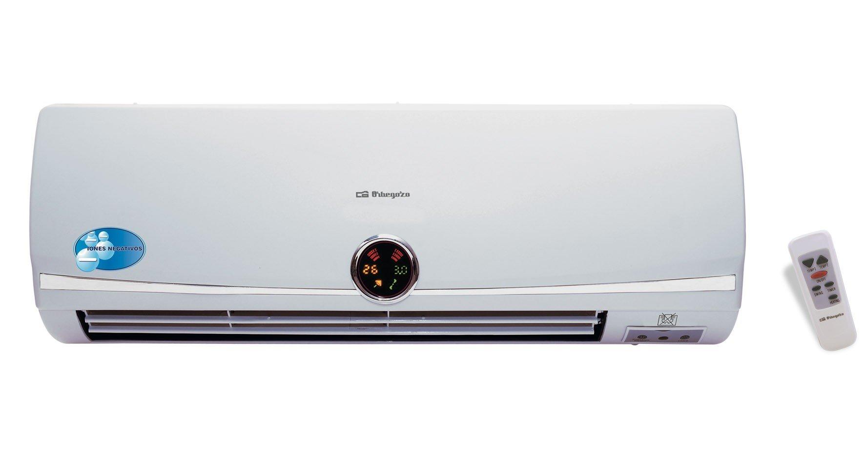 Calefactor de pared orbegozo sp5044b orbegozo sp5044b - Calefactor de pared bano ...