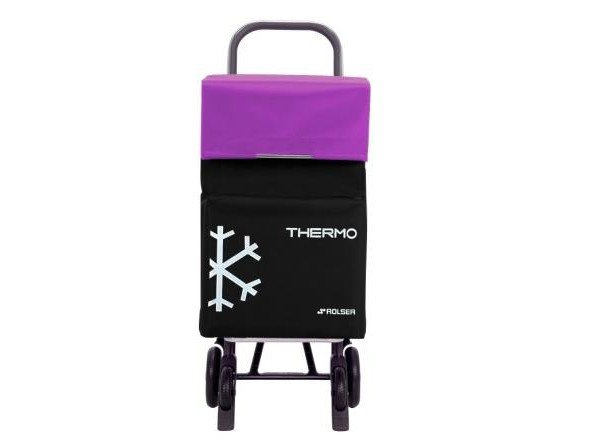 Rolser termo fresh rosa comprar carrito de la compra for Carro compra moderno