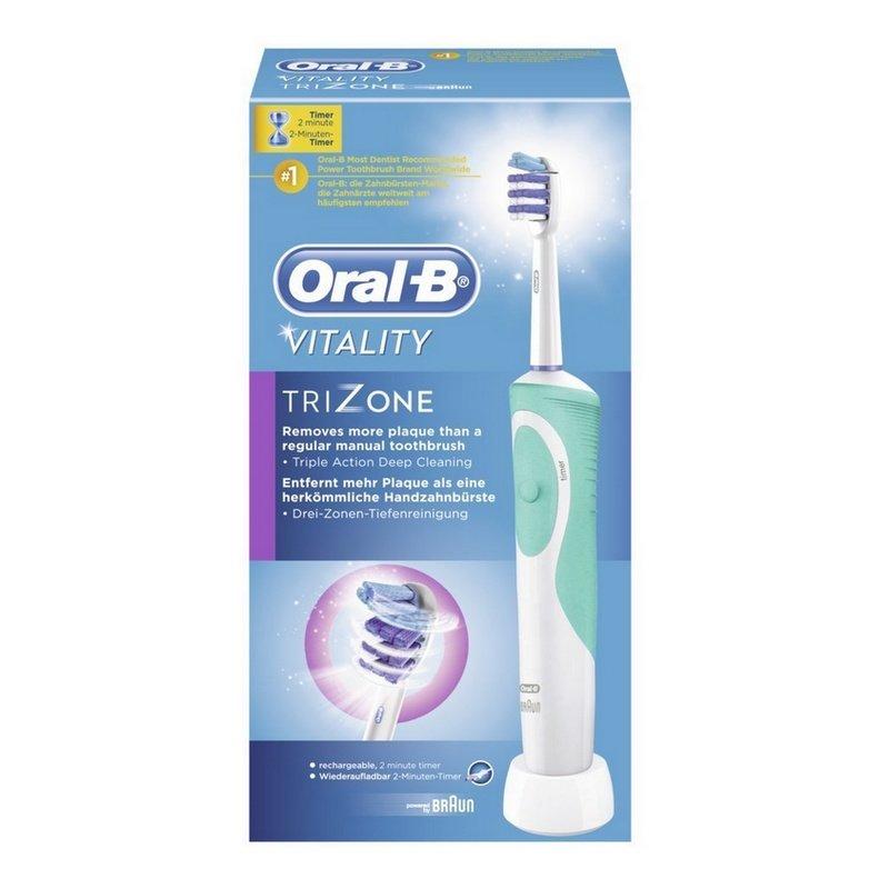 Cepillo Dental Braun Oral-b D12 Vitality Trizone  a368fe8763e2