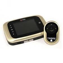 Mirilla digital grabadora de puerta exitec 751 comprar - Mirilla puerta digital ...