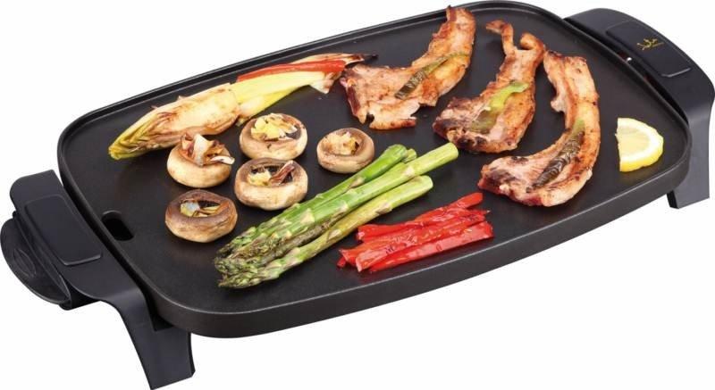 Plancha asar jata gr206 plancha de cocina jata gr206 - Plancha electrica cocina ...
