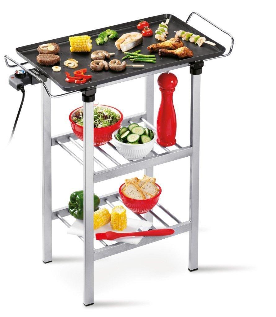 Princess table grill bbq xxl plancha princess table for Articulos de cocina df