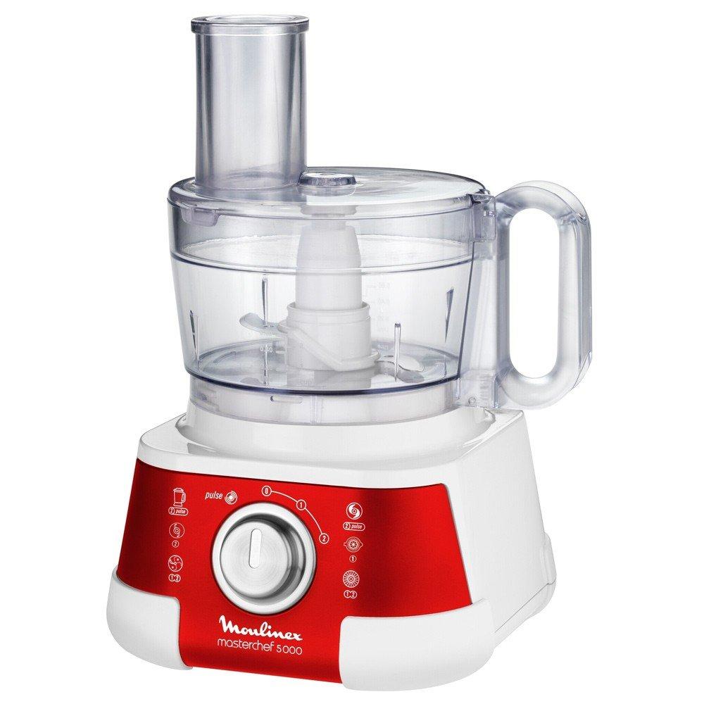 Procesador de alimentos moulinex masterchef 5000 robot for Robot de cocina masterchef