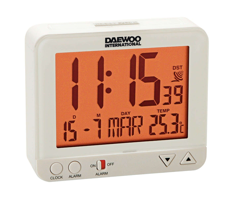 oregon scientific clock instructions