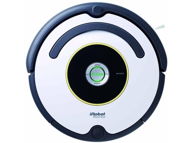 Robot aspirador irobot roomba 621 electrodomesta - Robot aspirador alfombras ...