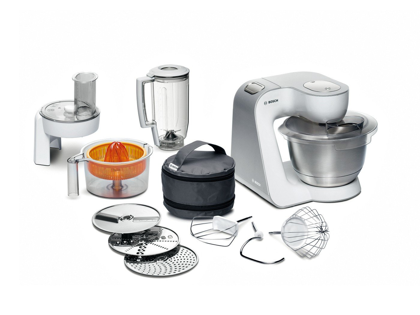 Robot de cocina bosch mum54230 comprar robot bosch for Precio de robot de cocina