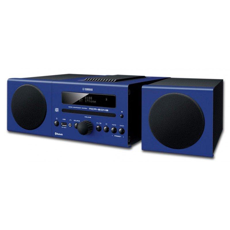 MicroCadena Yamaha MCRB-043 Azul Oscuro | Electrodomesta