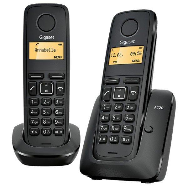 telefonia inalambrico duo: