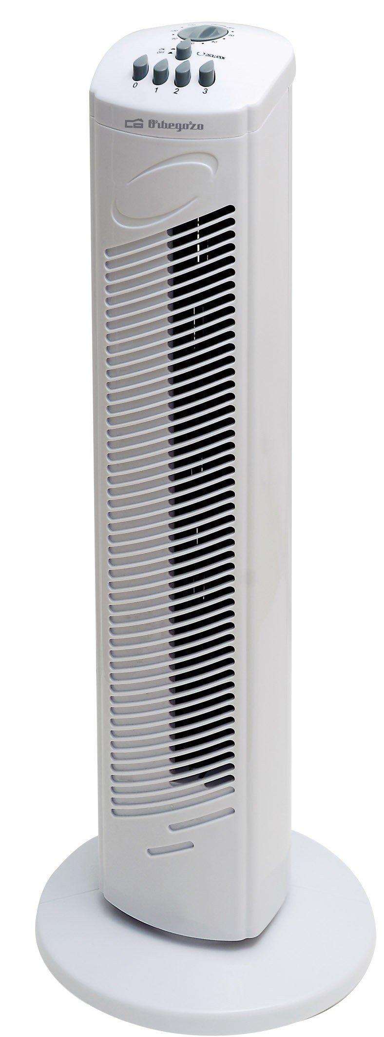Ventilador de torre orbegozo tw 0745 orbegozo tw 0745 - Ventilador de columna ...